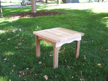 Wood Country T&L End Table - Welcome to Yardify - 2