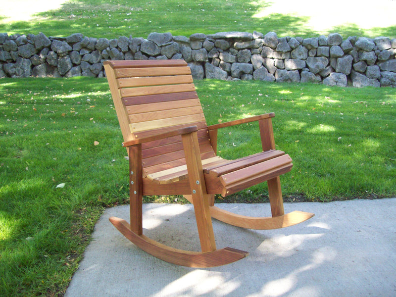 Wood Country T&L Rocking Chair - Welcome to Yardify - 1