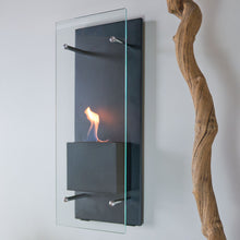 Load image into Gallery viewer, Nu-Flame Cannello Wall-Mounted Ethanol Burning Fireplace (NF-W3CAO), Fireplace - Yardify.com