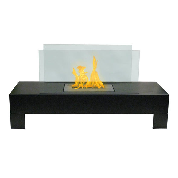 Anywhere Gramercy Tabletop Ethanol Fireplace - 2 Colors, Fireplace - Yardify.com