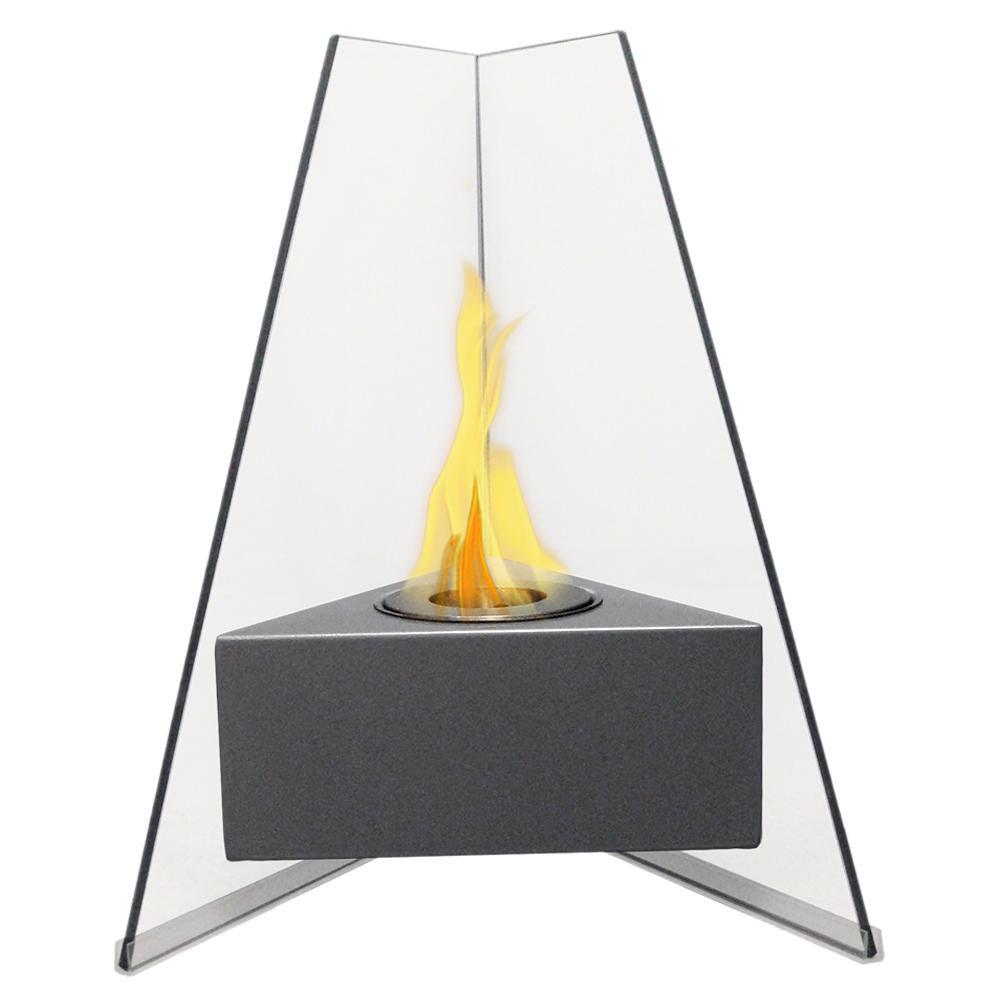 Anywhere Manhattan Tabletop Ethanol Fireplace, Fireplace - Yardify.com