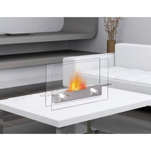Load image into Gallery viewer, Anywhere Metropolitan Indoor Tabletop Ethanol Fireplace, Fireplace - Yardify.com