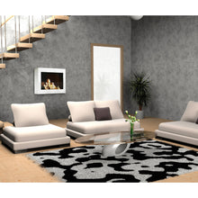 Anywhere SOHO Wall Mounted  Ethanol Fireplace - 3 Colors, Fireplace - Yardify.com