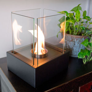 Nu-Flame Lampada TABLE-TOP Ethanol Fireplace (NF-T2LAA), Fireplace - Yardify.com