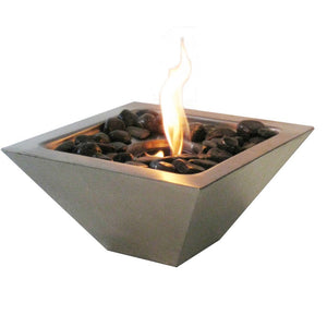 Anywhere Empire Ventless Tabletop Gel Fireplace, Fireplace - Yardify.com