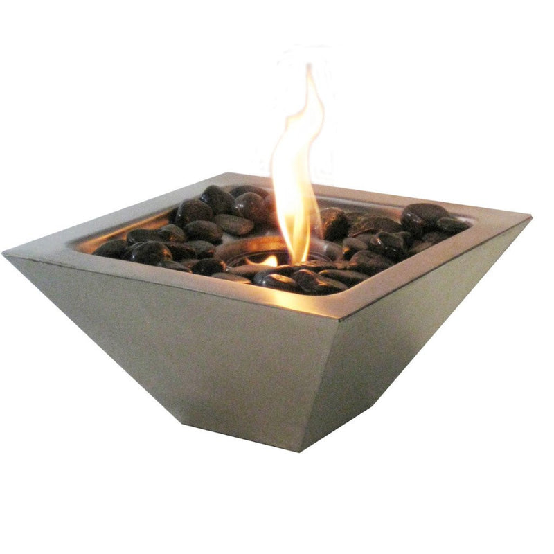 Anywhere Empire Ventless Tabletop Gel Fireplace