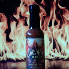 Born to Hula Reaper of Sorrow Carolina Pepper Sauce