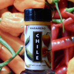 Habanero Chile Powder
