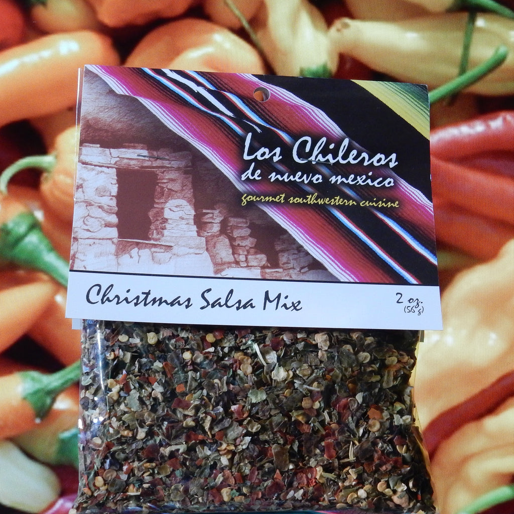 Christmas Salsa Mix