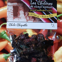 Chile Chipotle-Whole