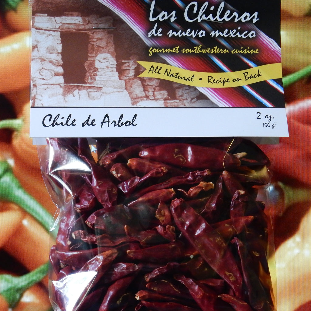 Chile de Arbol-Whole