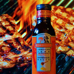 Busha Browne's Honey Jamaican Jerk Barbecue Sauce