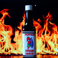 Peppers Steak Sauce