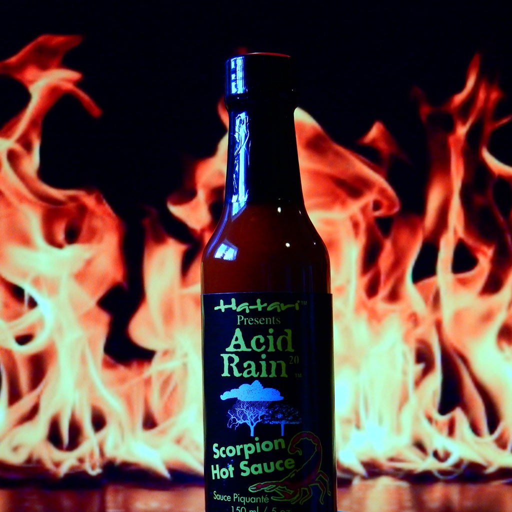 Acid Rain Scorpion Hot Sauce