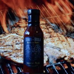 Born To Hula Barbecue Sauce Imperial Apple 100% Naturlich