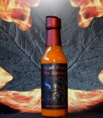 Salem's Lott Scary Hot Sauces - Do Fear The Reaper