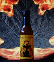 Meow! That's Hot! Manx Mangler Hot Sauce