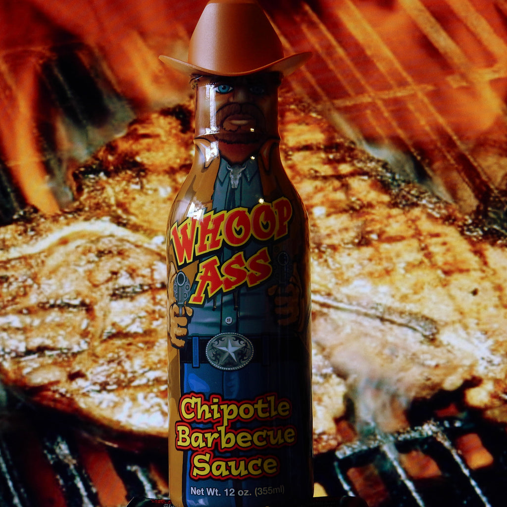 Whoop Ass Chipotle Barbecue Sauce
