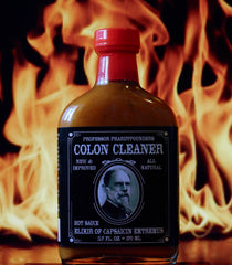 Colon Cleaner (Professor Phardtpounders) Hot Sauce