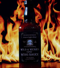 Historic Lynchburg Tennessee Whiskey Wild & Wicked Tipsy Wing Sauce