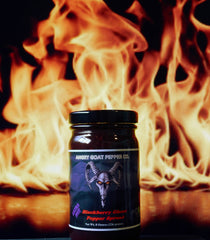 Angry Goat Blackberry Ghost Pepper Jam