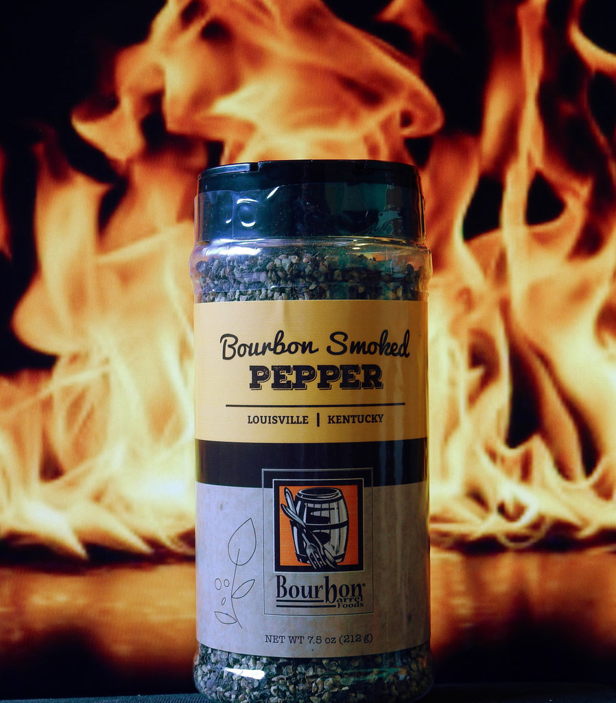Bourbon Smoked Pepper