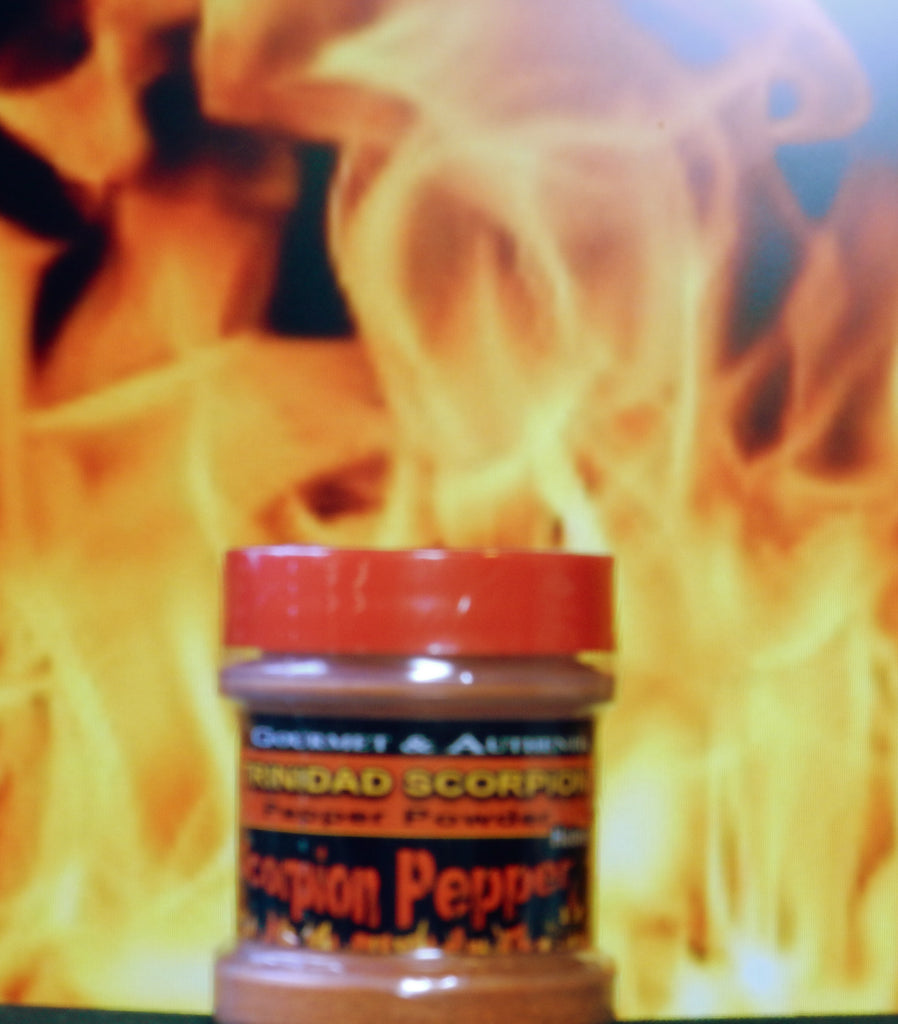 Trinidad Scorpion Pepper Powder