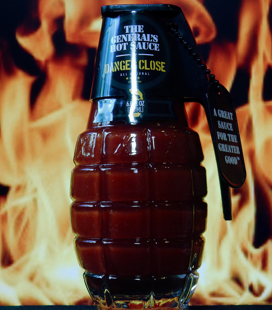 The General's Danger Close Hot Sauce