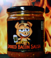 Mikey V's | Smoked Bacon Salsa