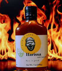 Pain Is Good Harissa Hot Sauce