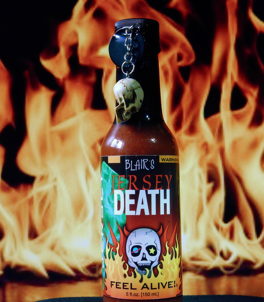 Blair's Jersey Death Hot Sauce (Limited Edition)