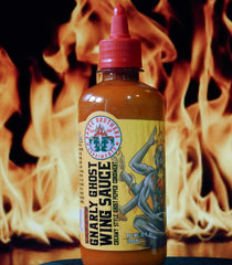 Sauce Brothers | Gnarly Ghost Wing Sauce