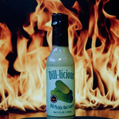 Angry Irishman | Dill-licious Dill Pickle Hot Sauce