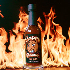 Happy Beaver Hot Sauce