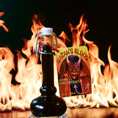 Satan's Blood Chile Extract