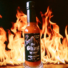 The Ghost Hot Sauce