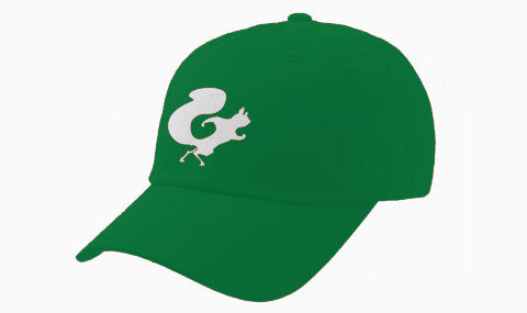 Squirrel Hat - Green