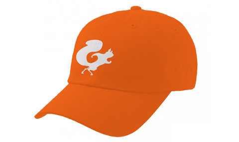 Squirrel Hat - Orange