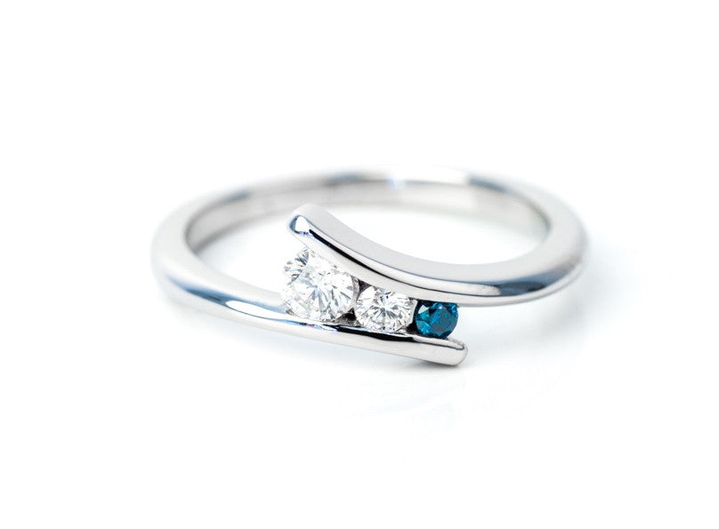 Platinum & Diamond Ring