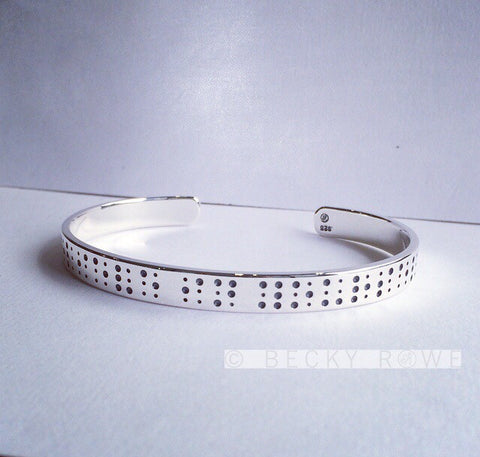 Brail Bangle