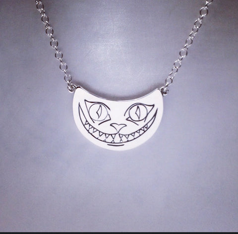 Cheshire Cat Pendant