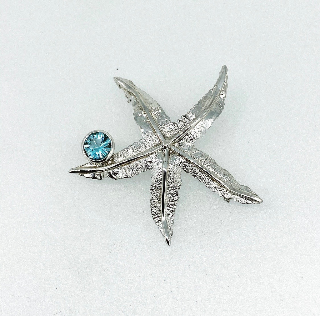 Star Fish Brooch