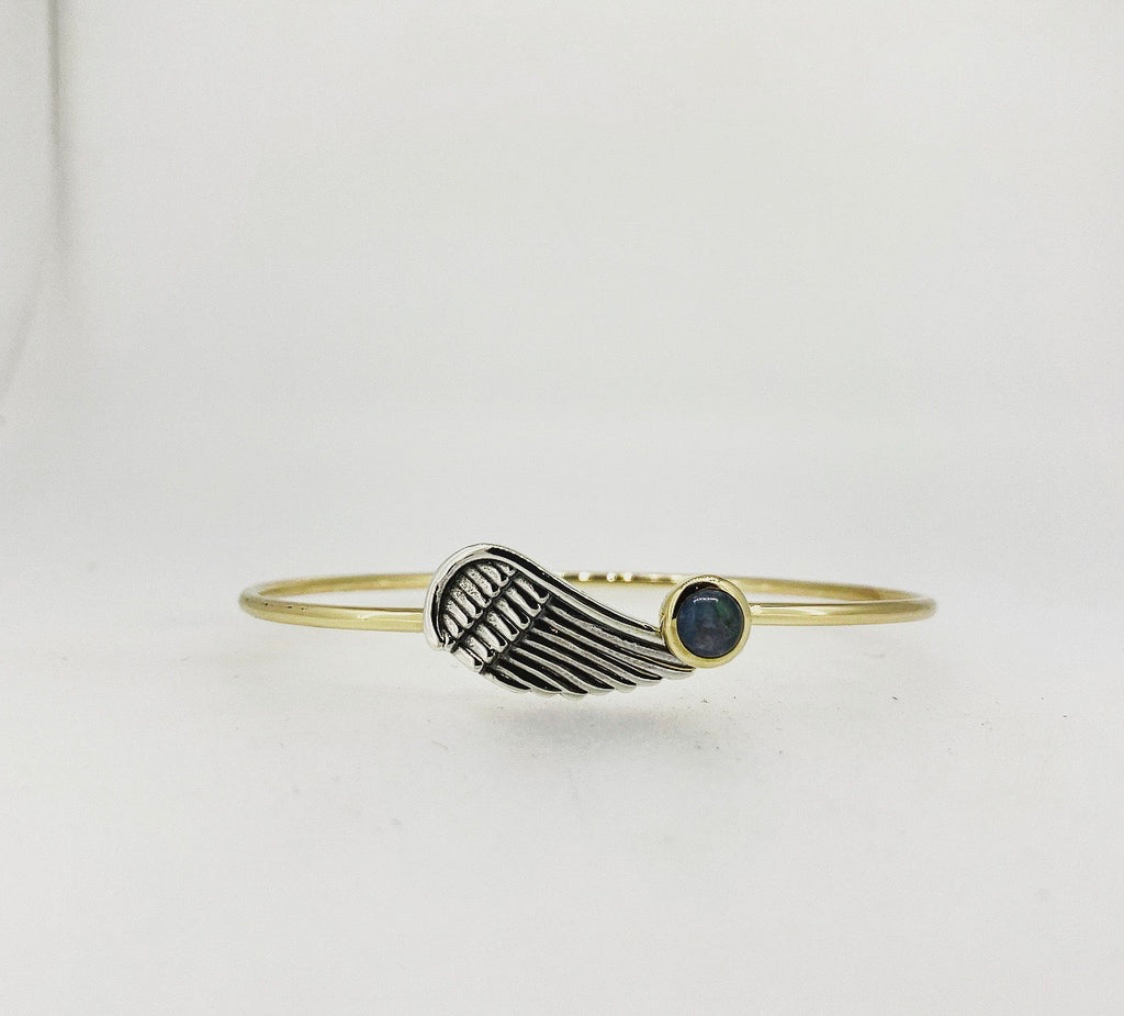 Wing Tension Bangle