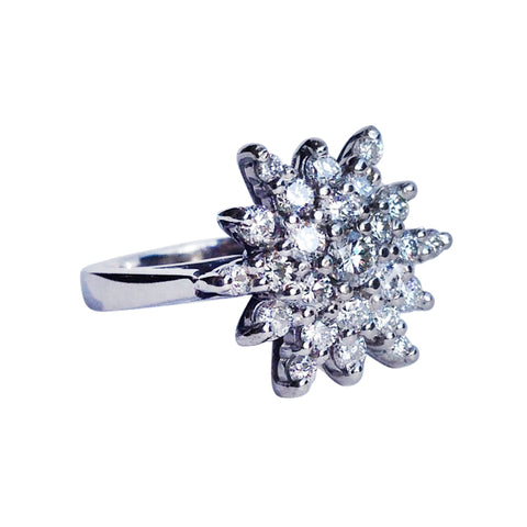 Snowflake Cluster Ring