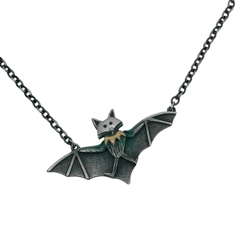 Flying Fox Necklace