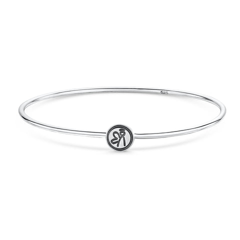 Logo Tension Bangle