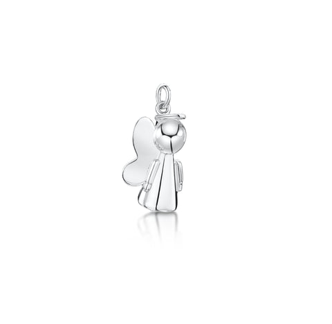 Medium Guardian Angel Charm