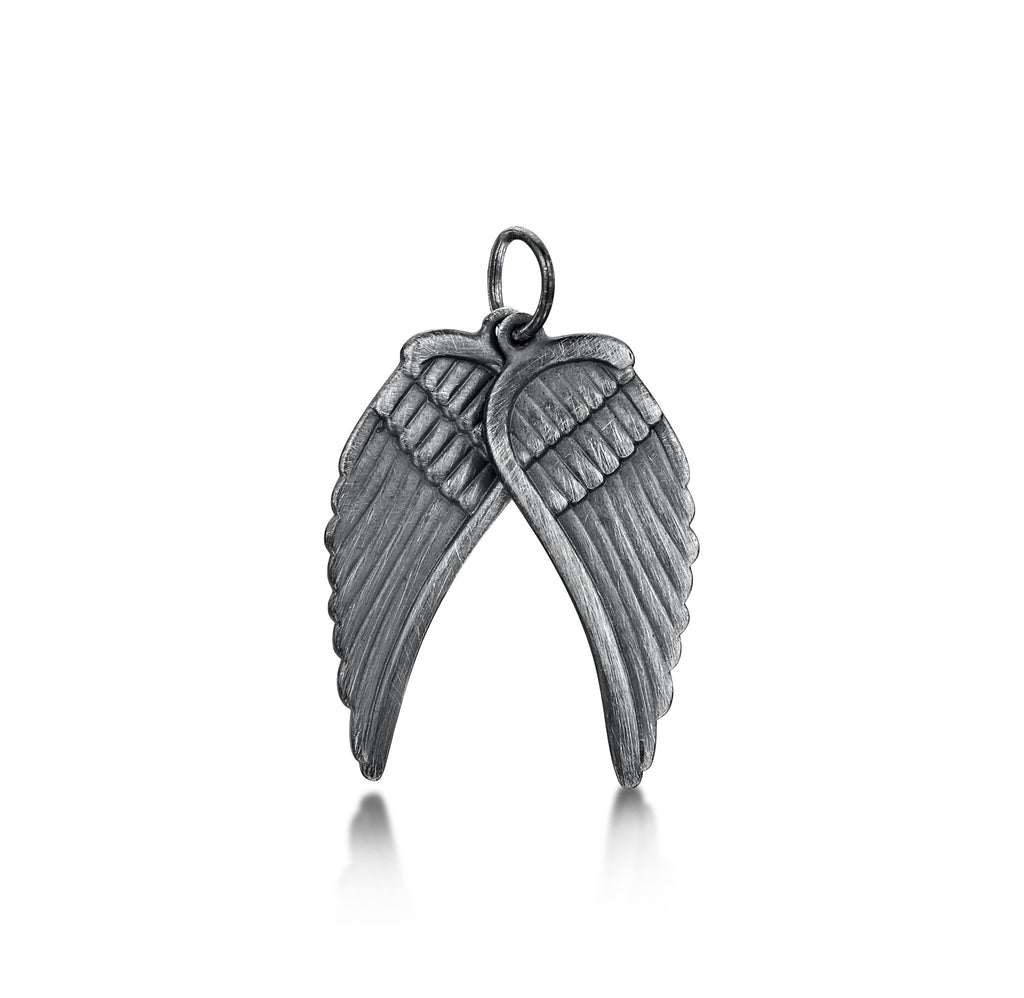 Large Angel Wings Pendant
