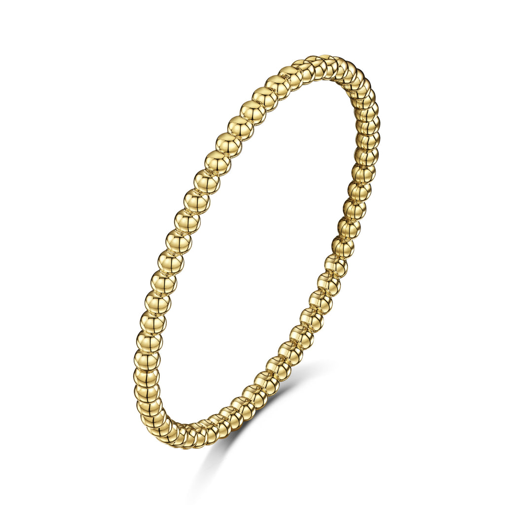 Solid Ball Bangle