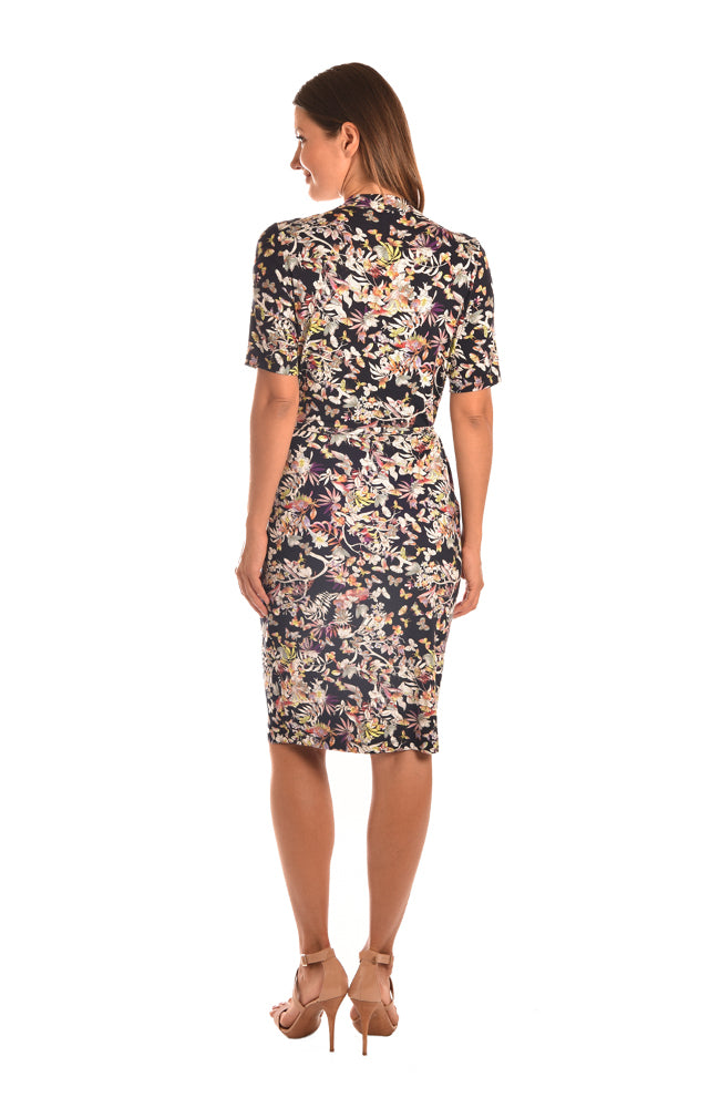 Brenda Beddome Faux Wrap Dress